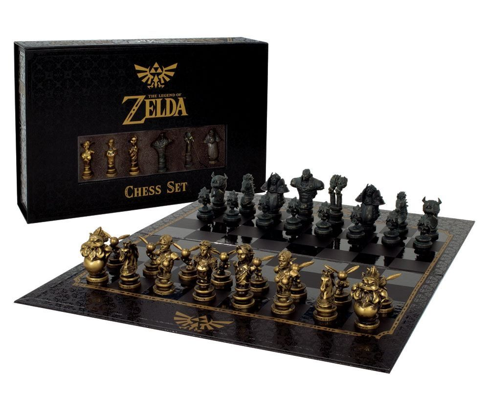 Шах USAopoly - The Legend of Zelda Collector's Set - 3