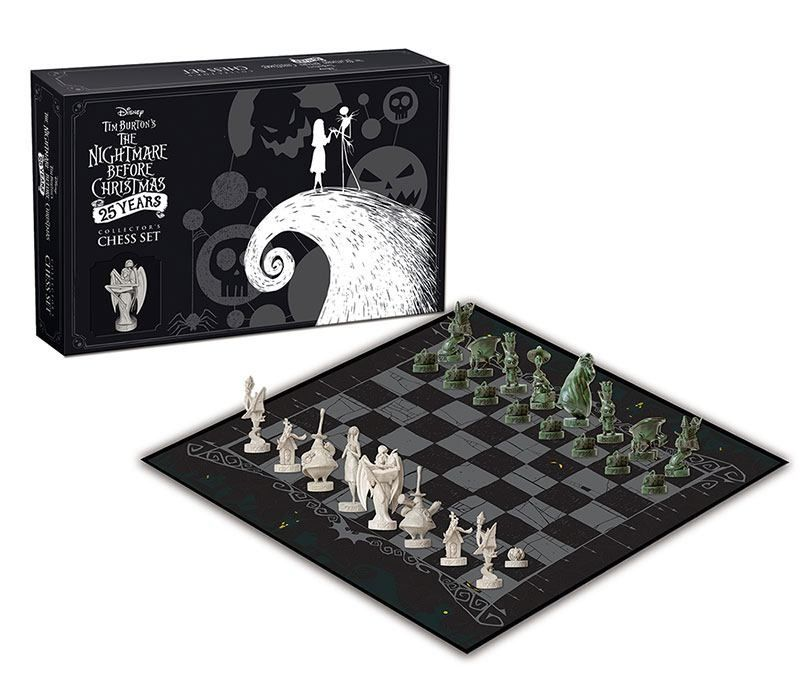Шах USAopoly - Nightmare Before Christmas Collector's Set 25 Years - 3