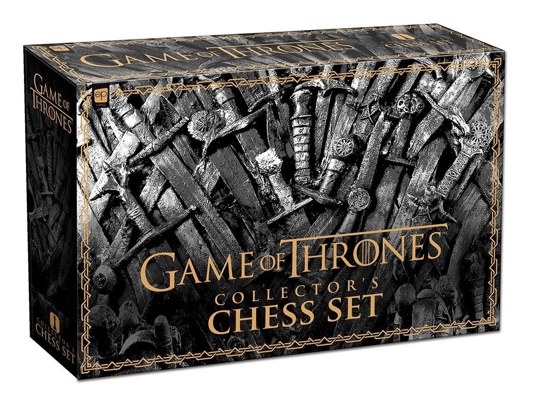 Шах USAopoly - Game of Thrones Chess Collector's Set - 1