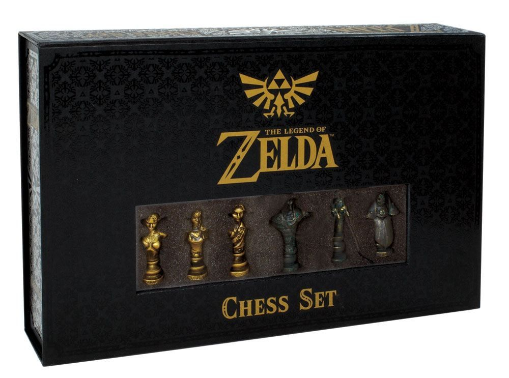 Шах USAopoly - The Legend of Zelda Collector's Set - 1