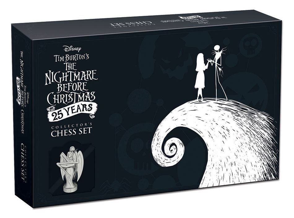 Шах USAopoly - Nightmare Before Christmas Collector's Set 25 Years - 1