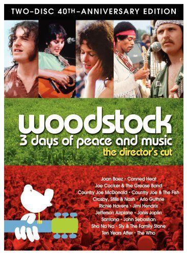 Уудсток (40-та годишнина) (Blu-Ray) - 1