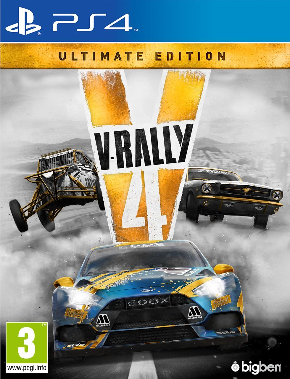 V-Rally 4 Ultimate Edition (PS4) - 1