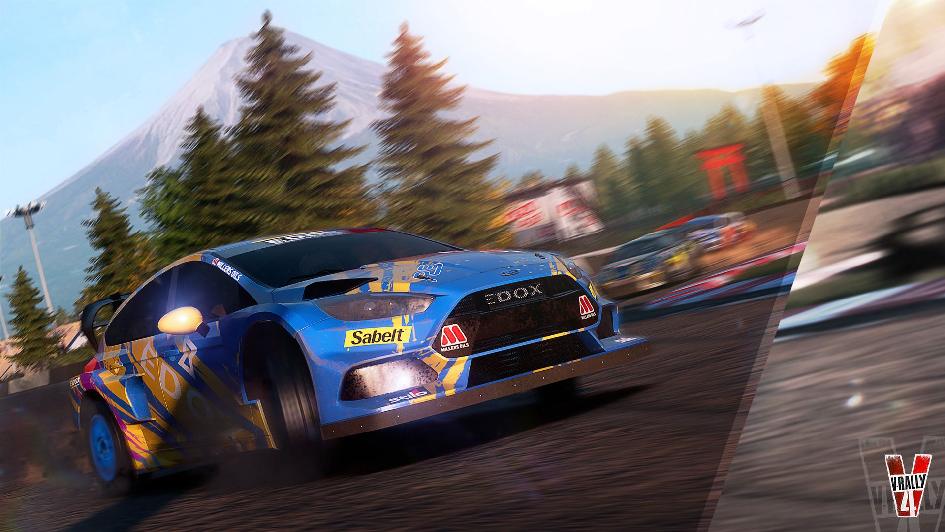 V-Rally 4 Ultimate Edition (PS4) - 4