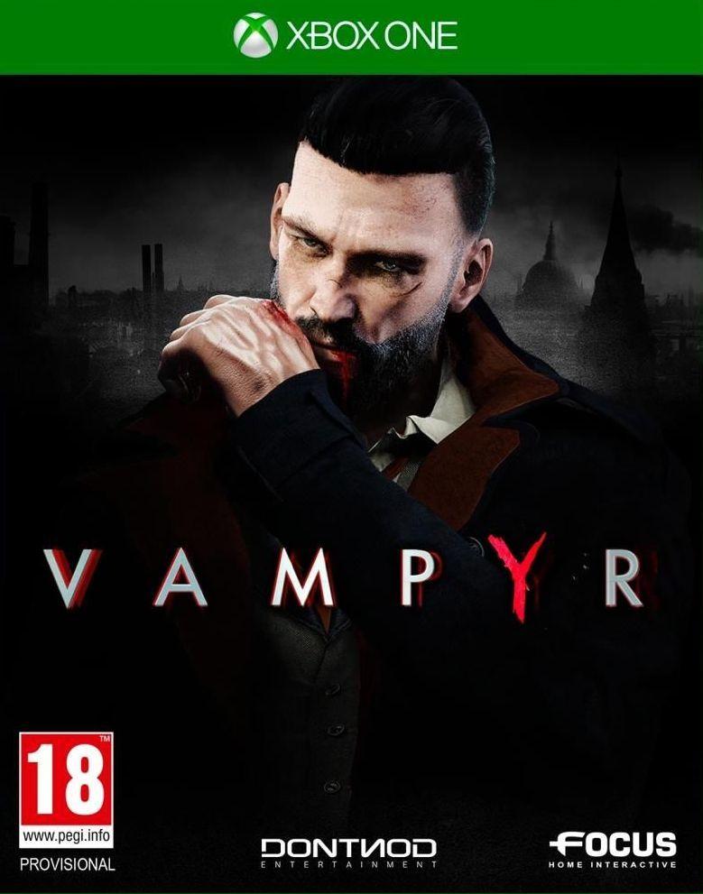 Vampyr (Xbox One) - 1