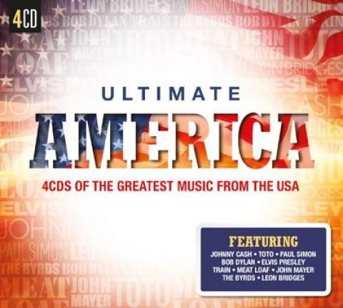Various Artists - Ultimate... America (4 CD) - 1