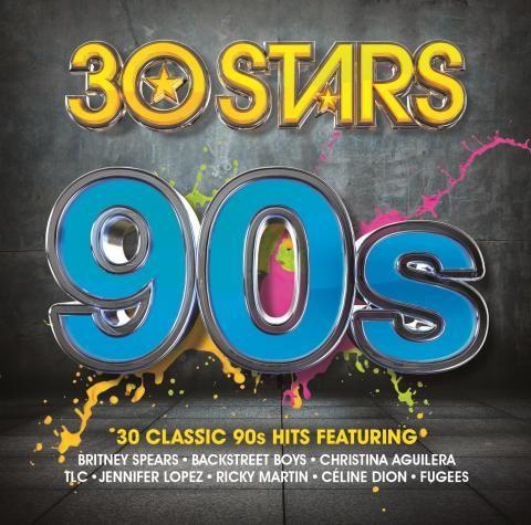 Various Artists - 30 Stars: 90s (2 CD) - 1