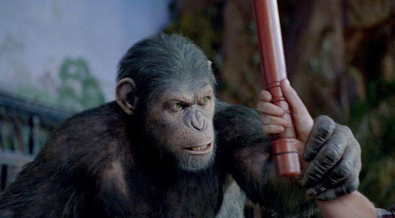 Възходът на Планетата на маймуните (Blu-Ray) - 8