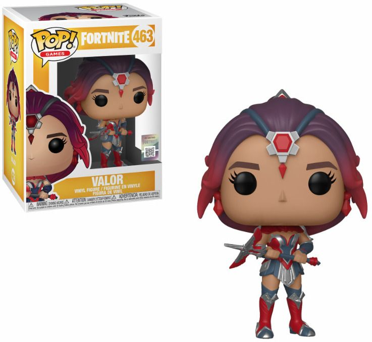 Фигура Funko Pop! Games: Fortnite - Valor, #463 - 2