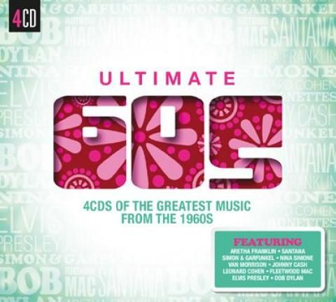 Various Artists - Ultimate... 60s (4 CD) - 1