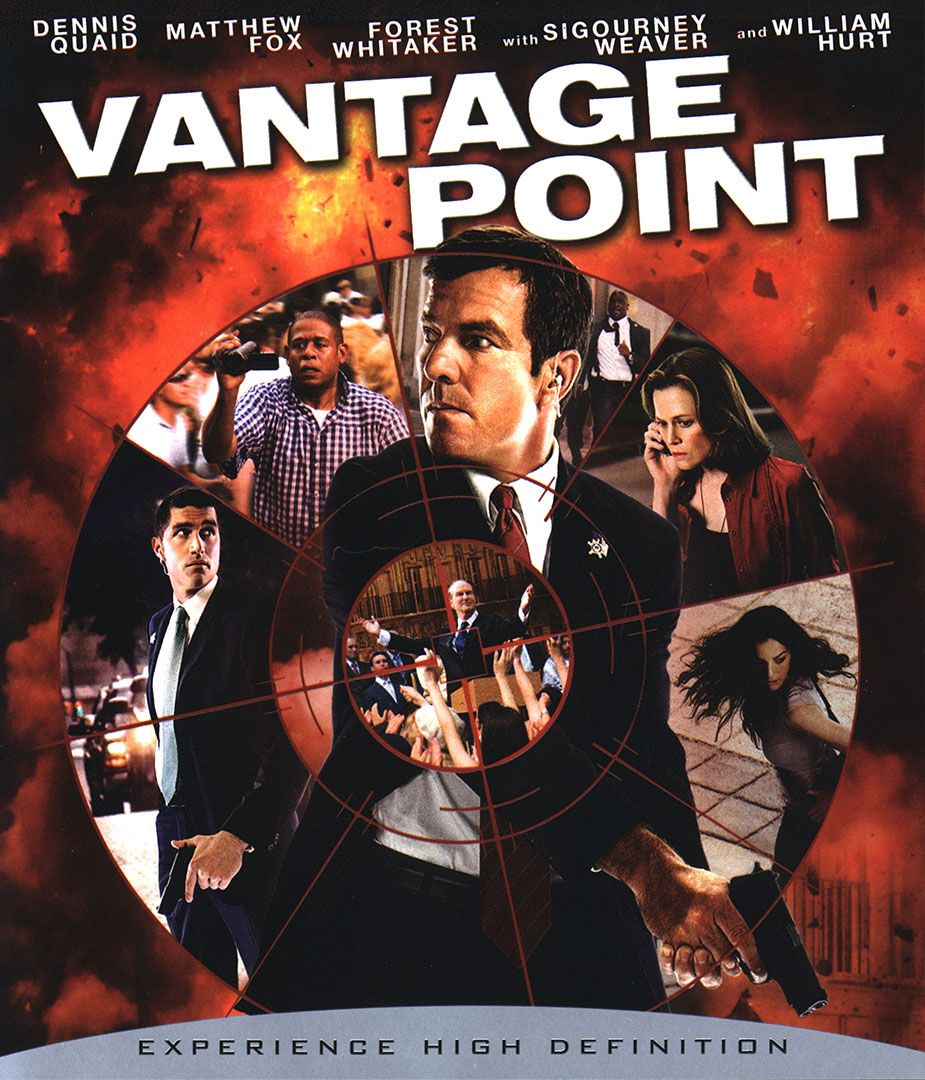 Точен прицел (2008) (Blu-Ray) - 1