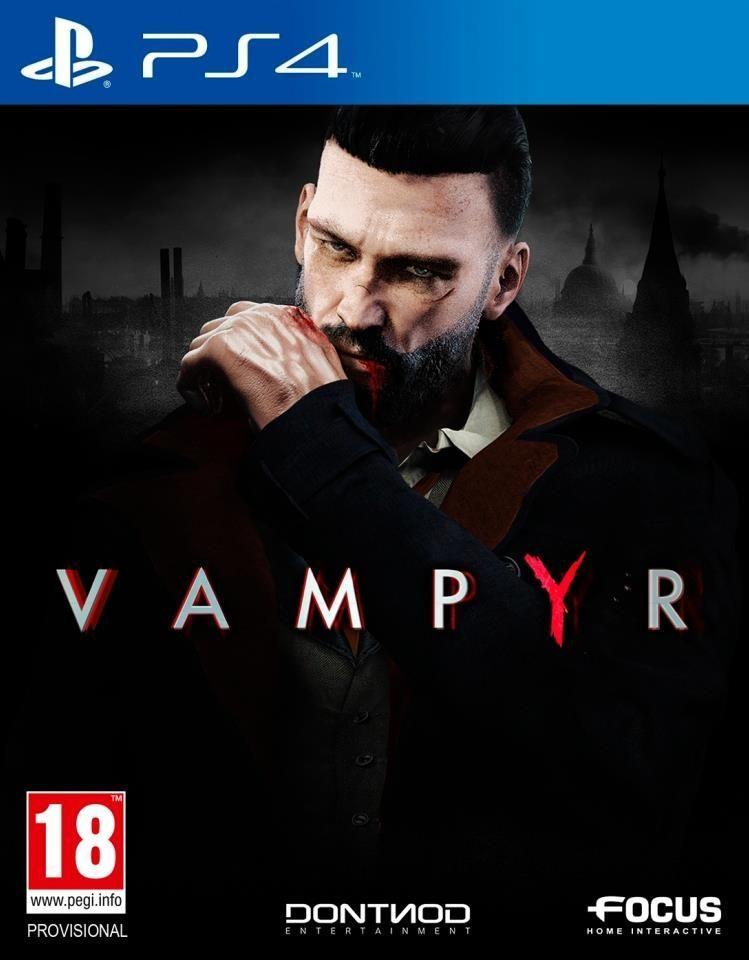Vampyr (PS4) - 1