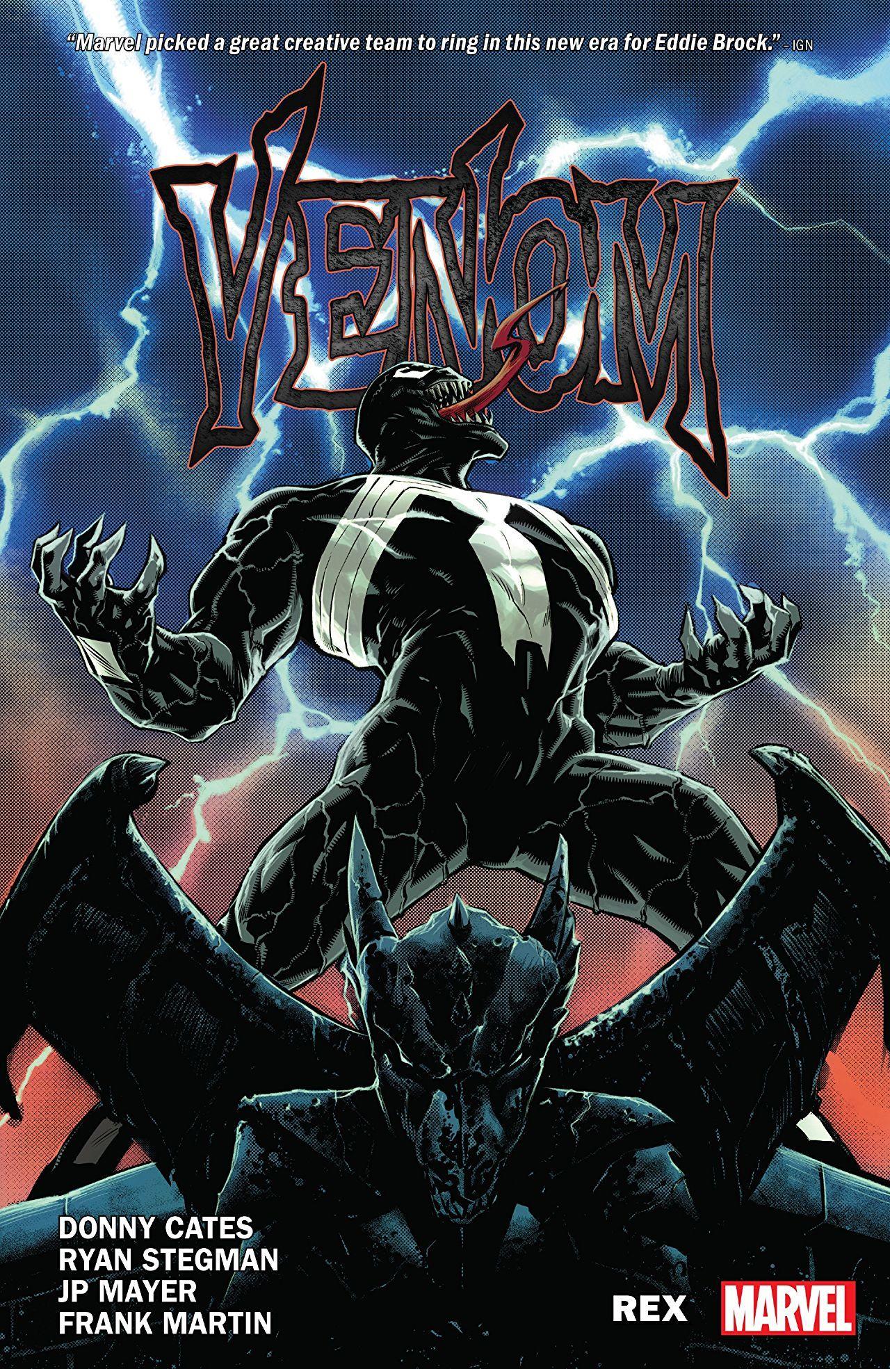 Venom, Vol. 1: Rex - 1