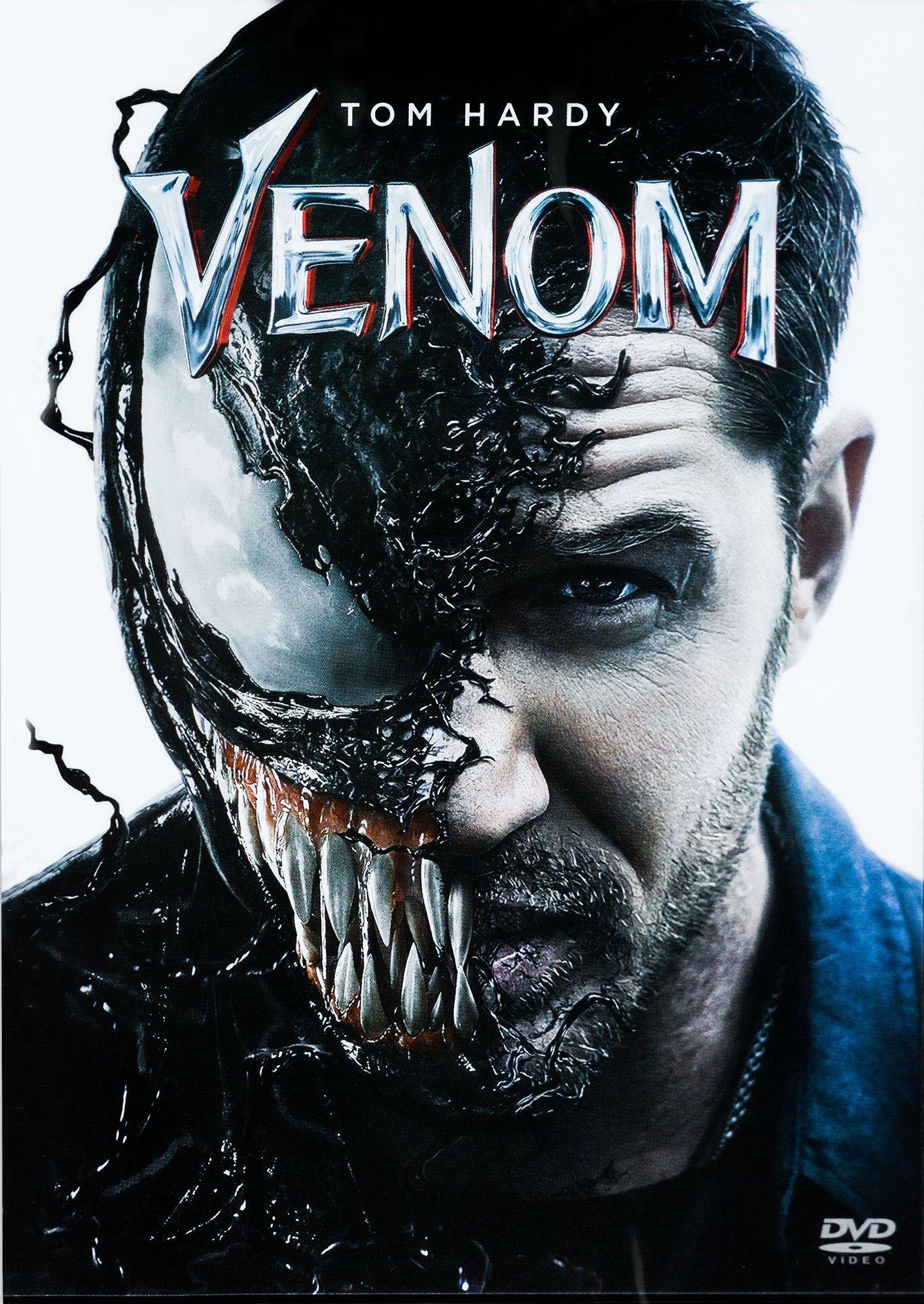 Венъм (DVD) - 2