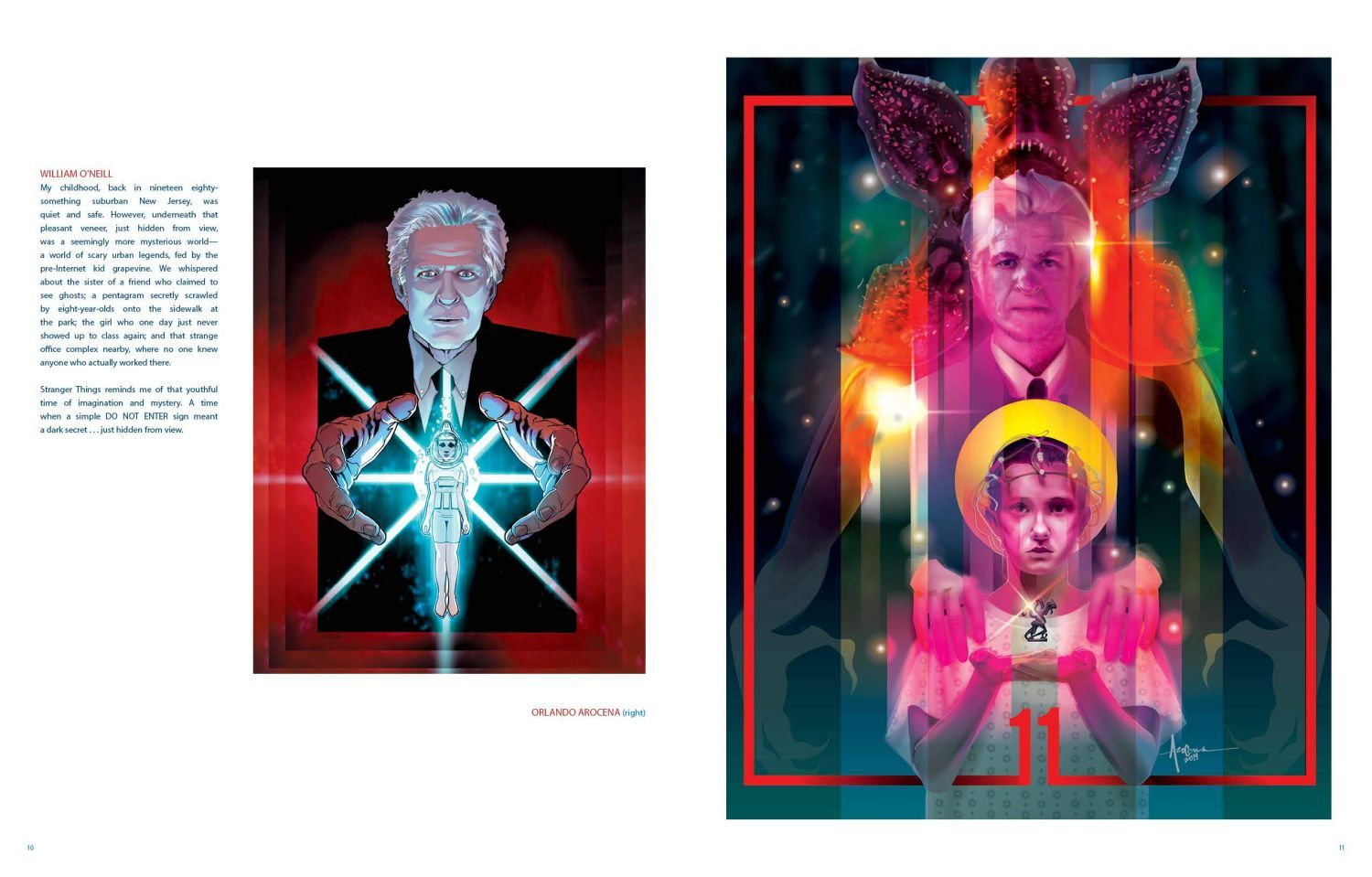 Visions from the Upside Down: Stranger Things Artbook - 3