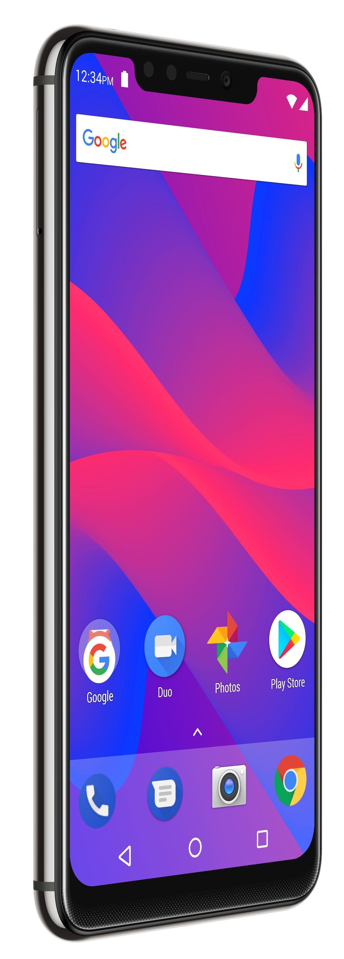 "Смартфон BLU Vivo XI - 5.9"", 32GB, черен - 3"