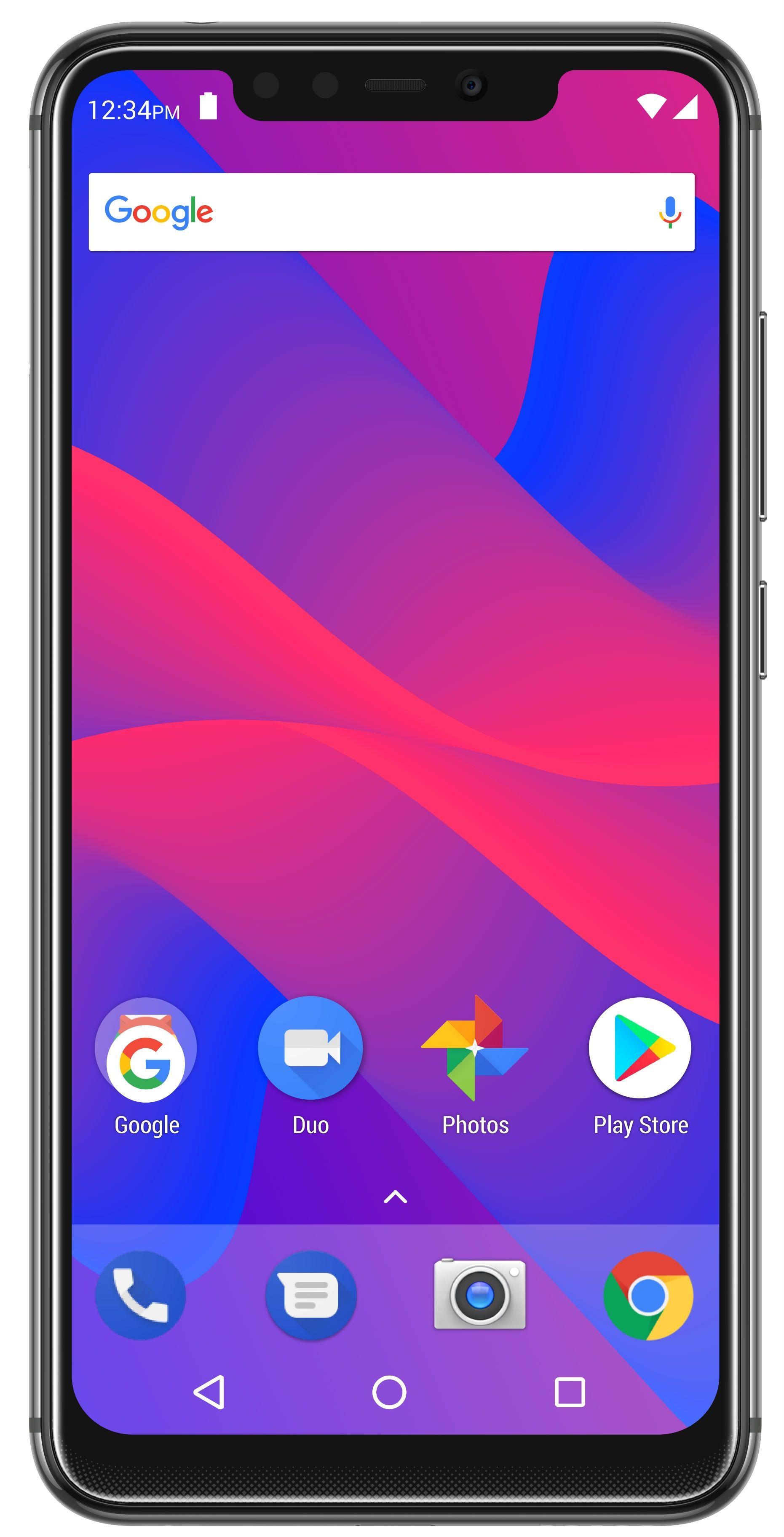 "Смартфон BLU Vivo XI - 5.9"", 32GB, черен - 1"