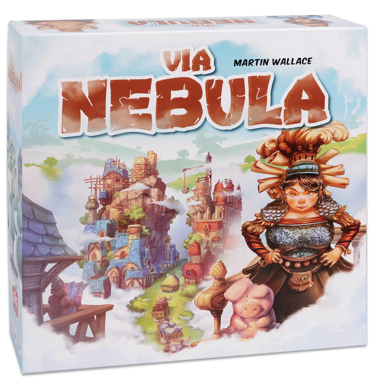 Настолна игра Via Nebula - 1