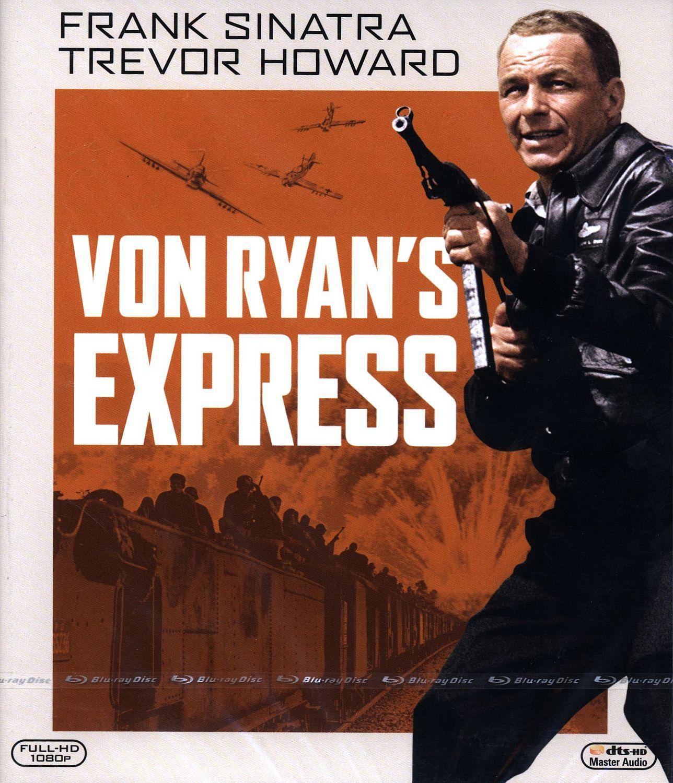 Експресът на фон Райън (Blu-Ray) - 1