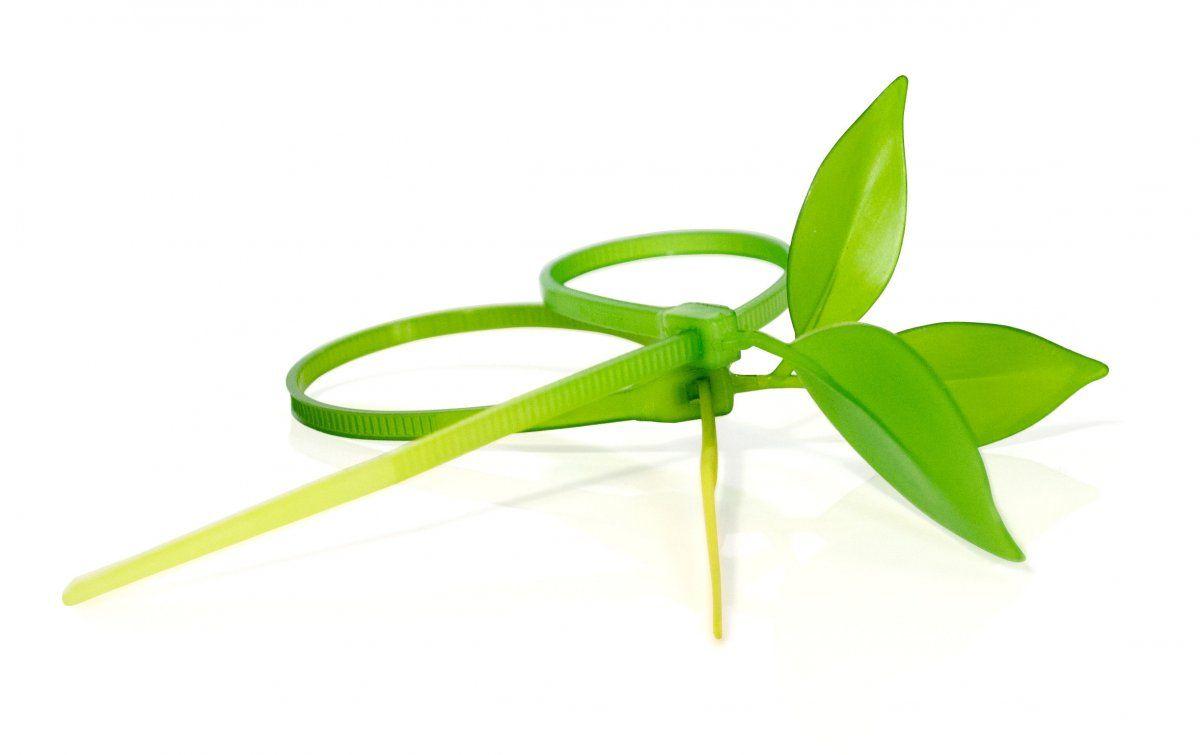 Връзка за кабели - листенце - 12