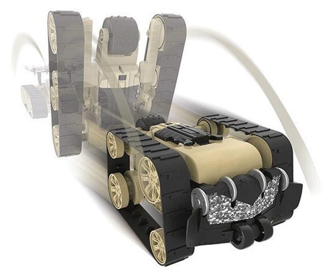 Всъдеход Manley - Robo Drone, радиоуправляем - 3