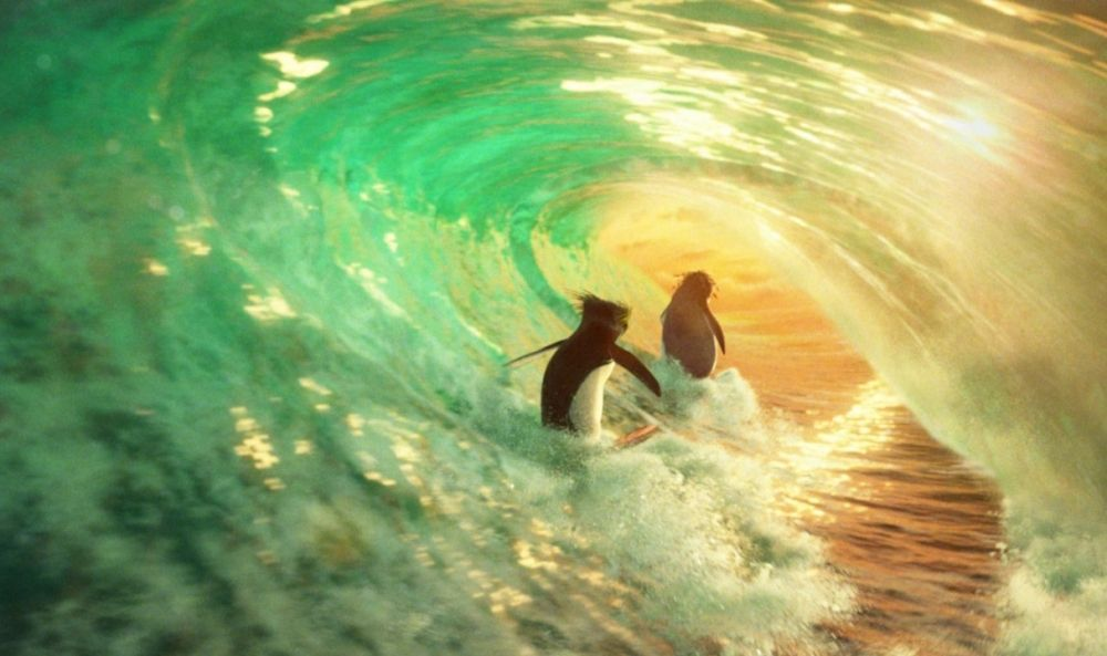 Всички на сърф (Blu-Ray) - 16