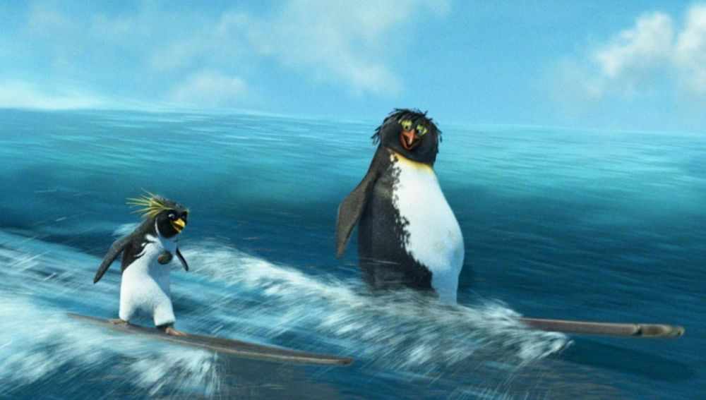 Всички на сърф (Blu-Ray) - 17