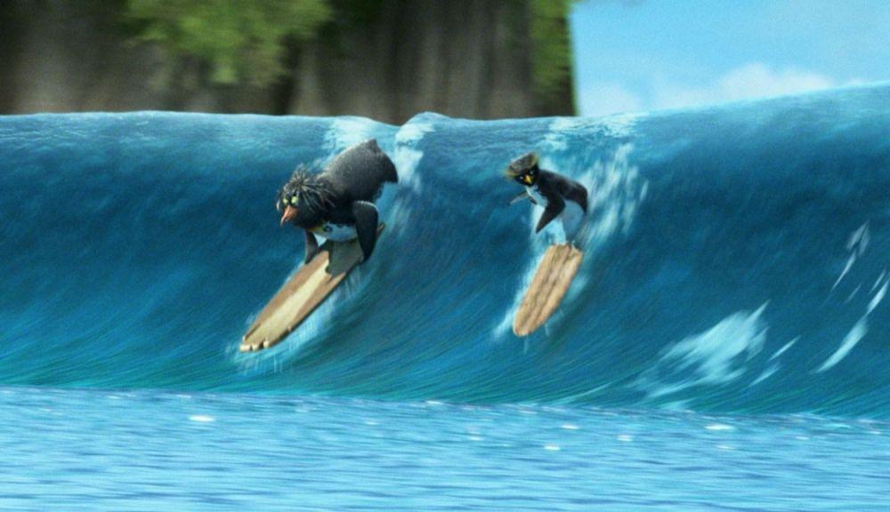 Всички на сърф (Blu-Ray) - 8