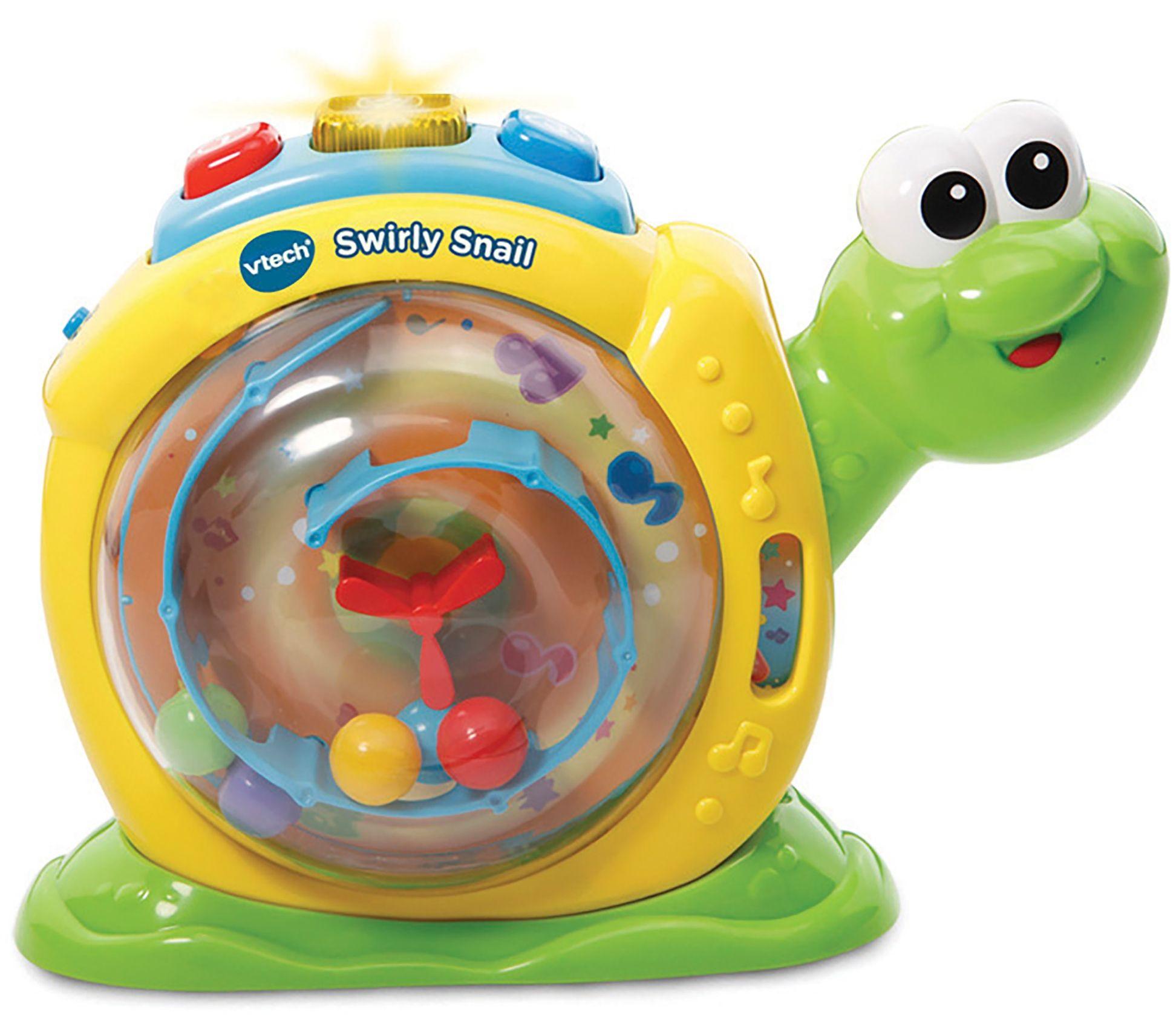 Детска играчка Vtech - Охлювче, музикално - 1