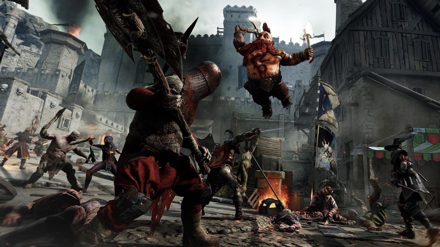 Warhammer: Vermintide 2 - Deluxe Edition (PS4) - 5