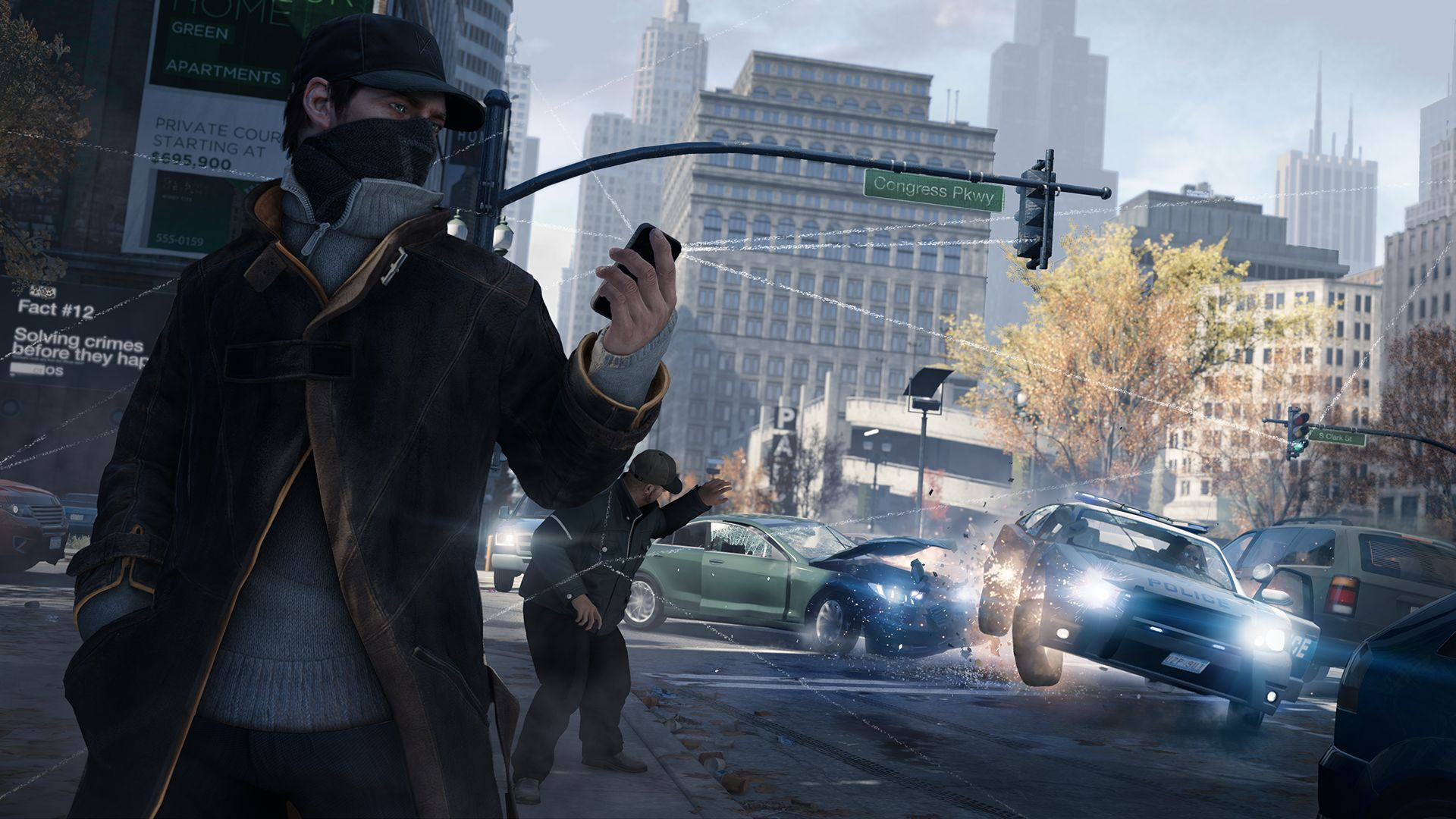 WATCH_DOGS (Xbox 360) - 11
