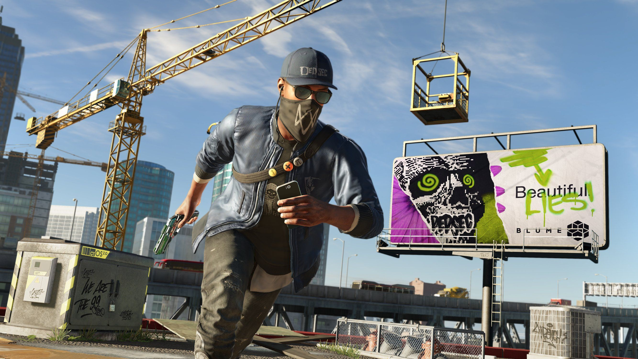 WATCH_DOGS 2 Deluxe Edition (PS4) - 8