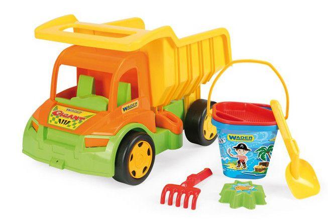 wader-65002-detski-kamion-s-igrachki-za-pyasak - 1