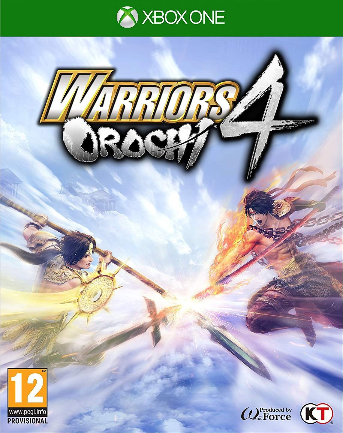 Warriors Orochi 4 (XboX One) - 1