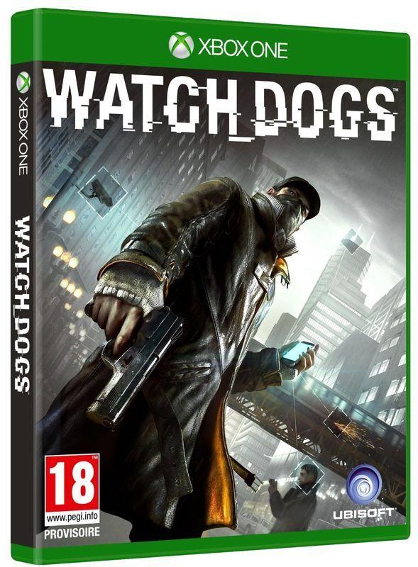 Watch_Dogs (Xbox One) - 1