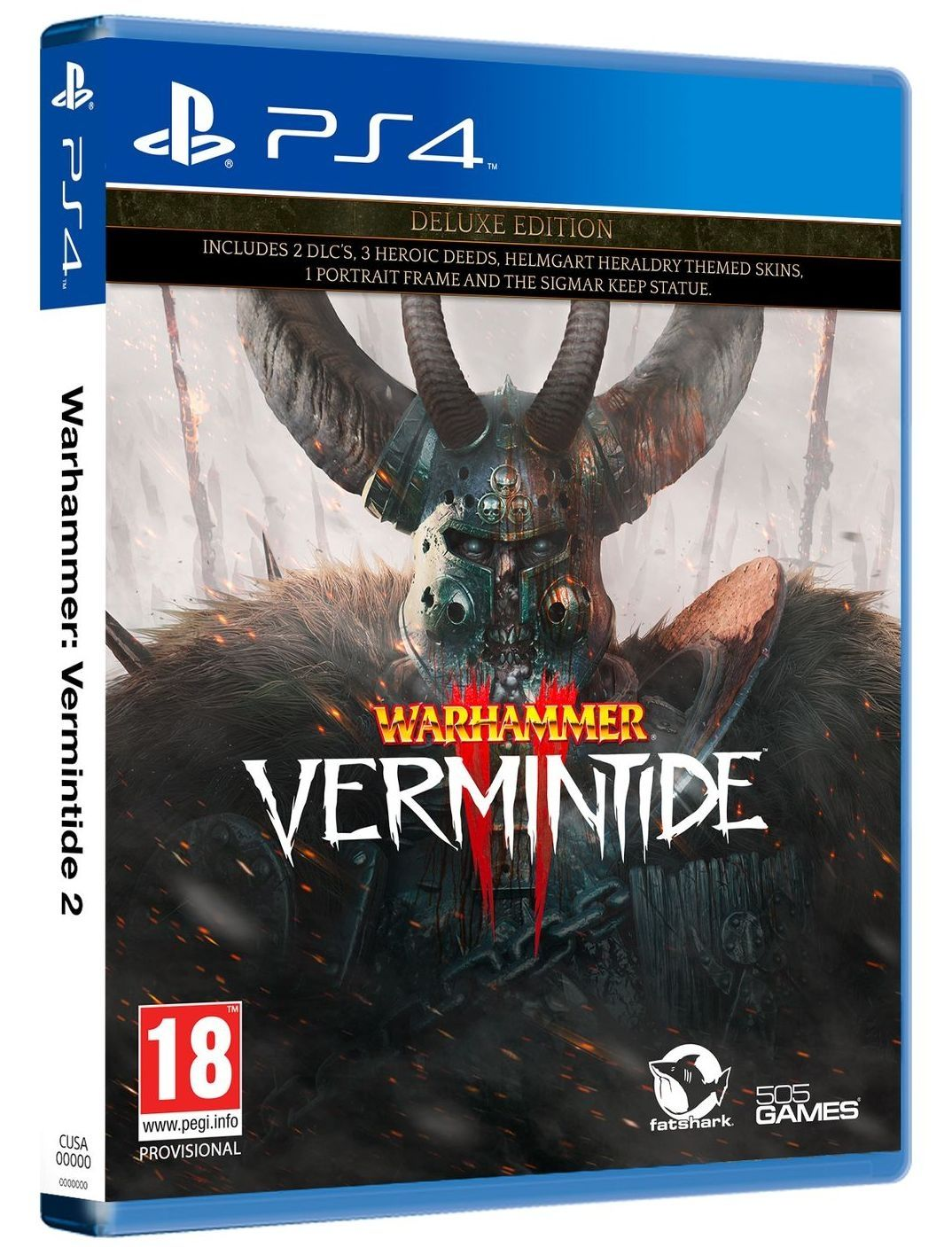Warhammer: Vermintide 2 - Deluxe Edition (PS4) - 3