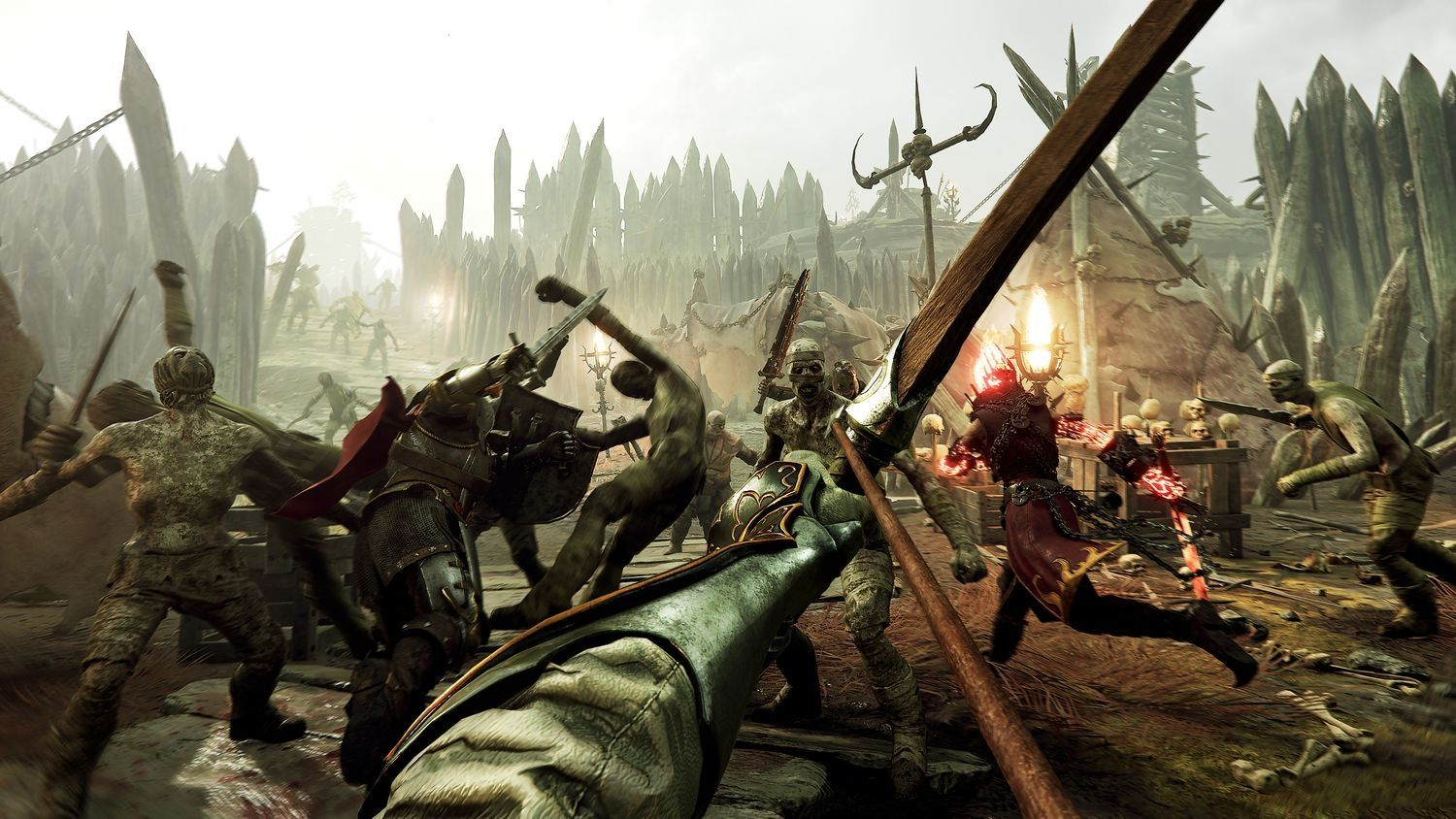 Warhammer: Vermintide 2 - Deluxe Edition (PS4) - 7