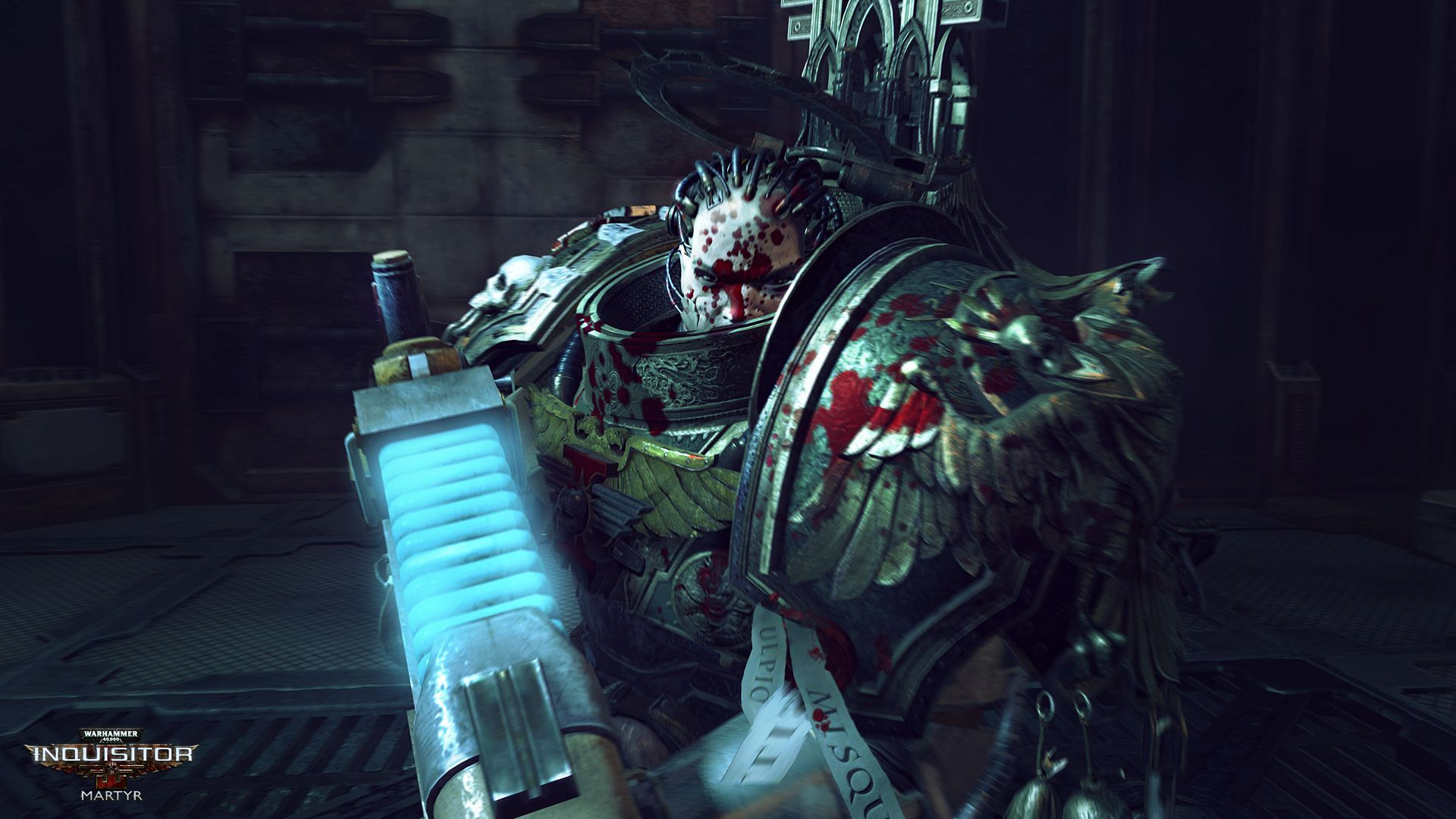 Warhammer 40,000 Inquisitor Martyr (PS4) - 7