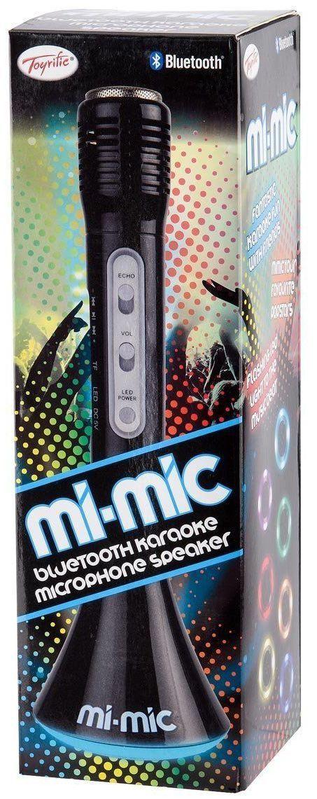 Детски микрофон Mi-Mic - Черен - 7