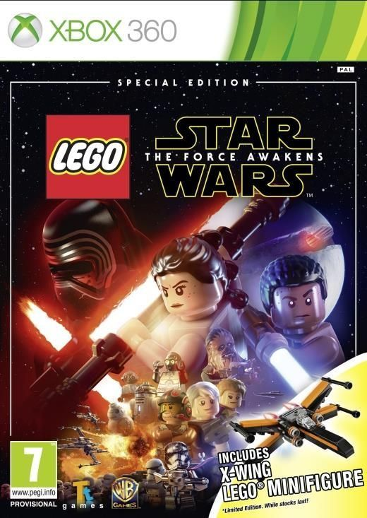 LEGO Star Wars The Force Awakens Toy Edition (Xbox 360) - 1