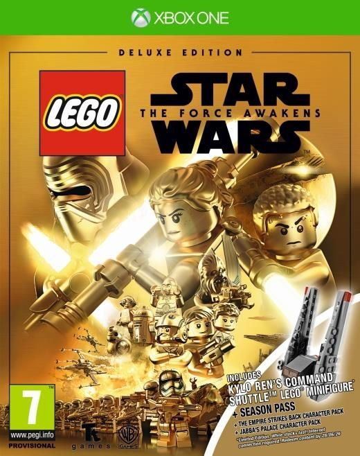 LEGO Star Wars The Force Awakens Deluxe Edition 2 (Xbox One) - 1