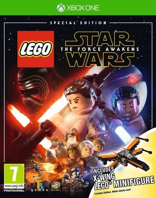 LEGO Star Wars The Force Awakens Toy Edition (Xbox One) - 1