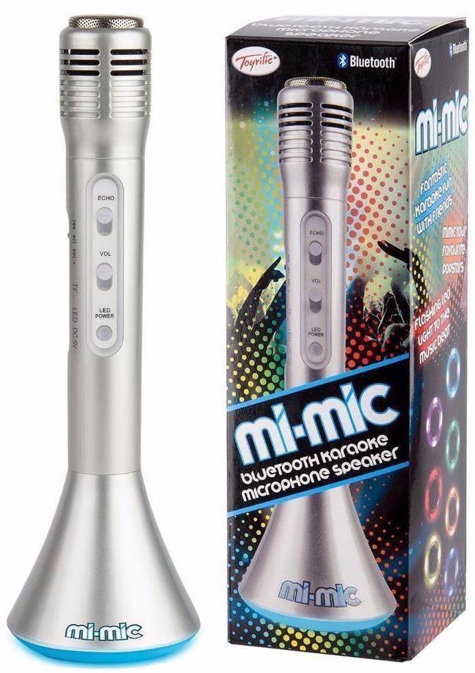 Детски микрофон Mi-Mic - Сребрист - 3