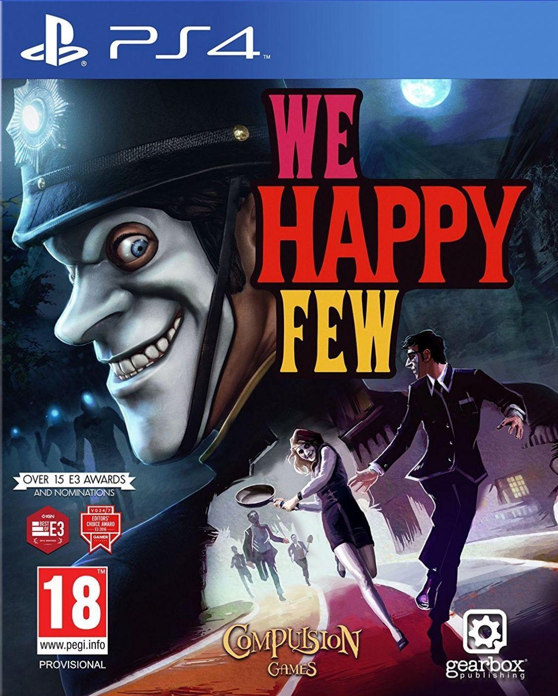 We Happy Few (PS4) - 1