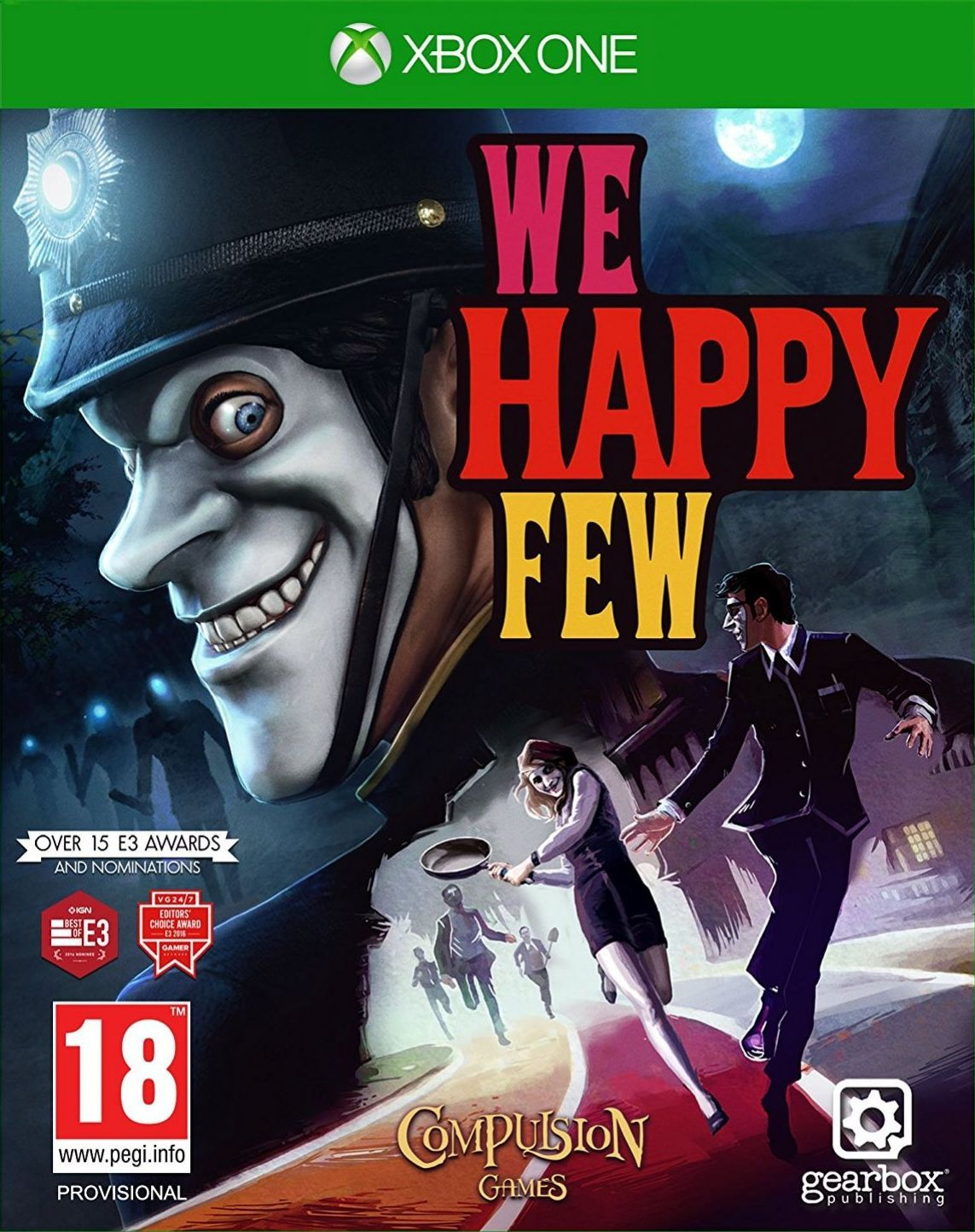 We Happy Few (Xbox One) - 1