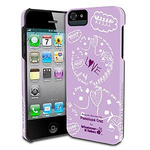 Whatever It Takes Penelope Cruz за iPhone 5 - 1