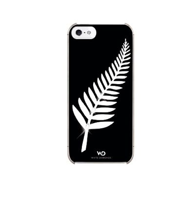 White Diamonds Silver Fern за iPhone 5 - 1