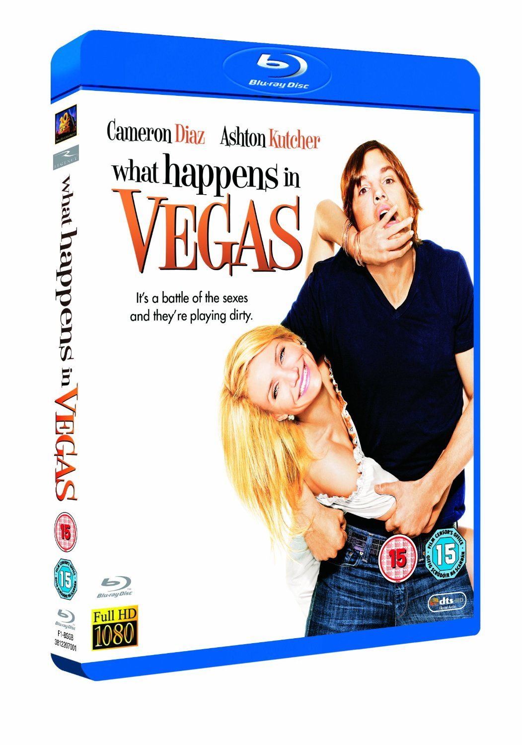 What Happens In Vegas (Blu-Ray) - 2