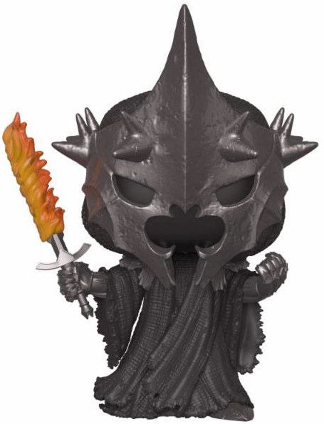 Фигура Funko Pop! Movies: Lord Of The Rings - Witch King, #632 - 1