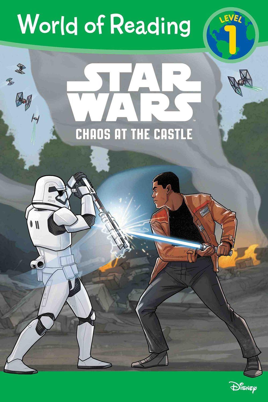 World of Reading Star Wars Boxed Set - Level 1 - 4